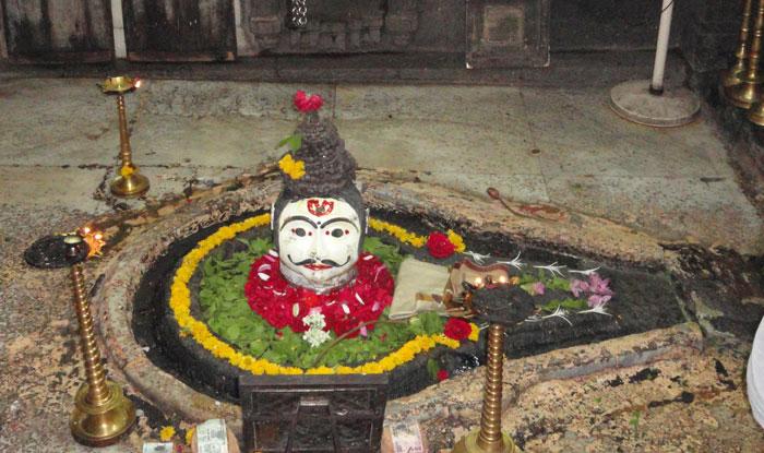Trimbakeshwar Shiva-Linga