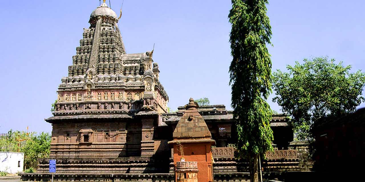 ghrushneshwar temple